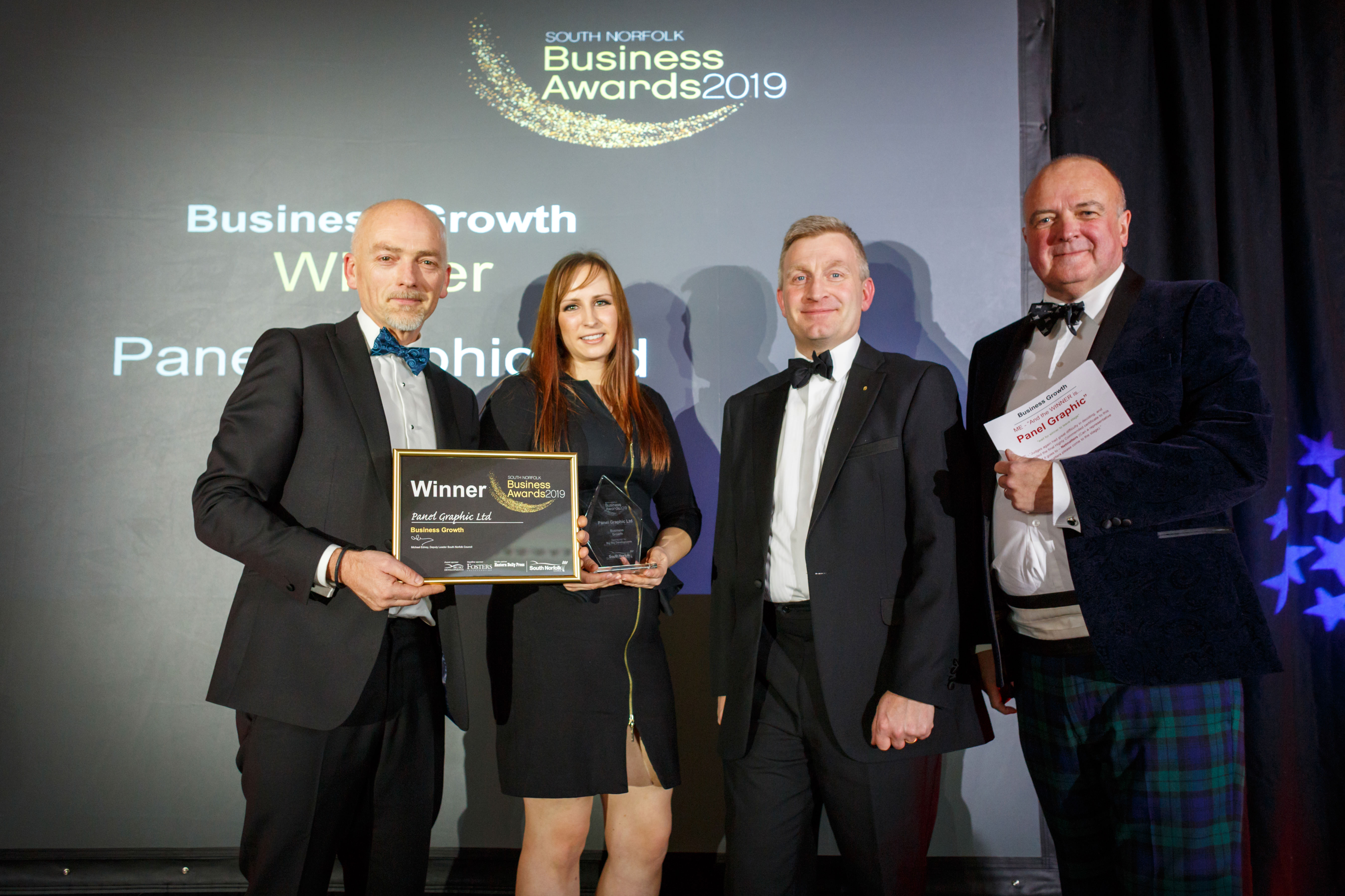 South Norfolk Business Awards 2019